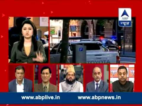 ABP News debate on Sydney siege l Are we ready to tackle terror attacks?