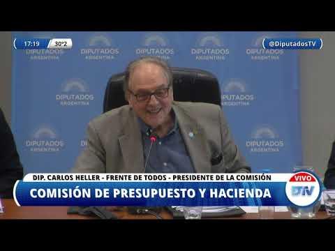 En vivo: Diputados trabaja en el proyecto de alivio fiscal para clubes de barrio
