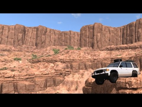 BeamNG.drive - Utah, USA