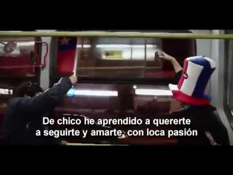 Soy Chileno (Canción o Himno Oficial selección chilena 2014) - Aisack