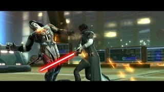 Ch 1 Part 4, Nar Shaddaa, The Grey Sith Warrior [Lawful Neutral] SWTOR