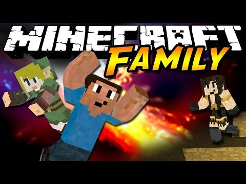 Minecraft Family #1: WHERE ARE WE