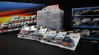 Hot Wheels Fast and Furious - Walmart 2018 Set - DEMONVIPER Collection