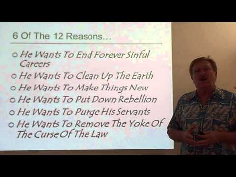 Dr. Vince Inman - Revelation: A Pre-Vision of History - Part Two
