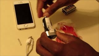 HOW TO CHARGE PHONE WITHOUT ELECTRICITY !!!