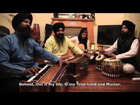 Eho Hamara Jeevna - Bhai Harcharan Singh Ji Khalsa (hazoori Ragi Sri Darbar Sahib) video