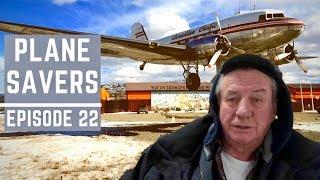 "Plane Savers E22 ""Buffalo Joe's First DC-3"""