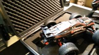 Traxxas mini E Revo Vxl with upgrades