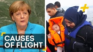 Angela Merkel's Message To The World About The Refugee Crisis