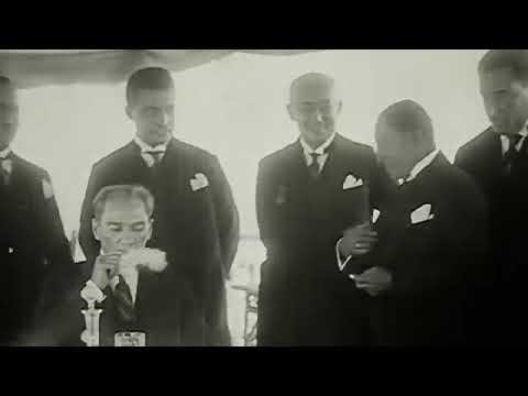 Atatürk'ün paylaşım rekoru kıran görüntüleri...Tam versiyon. İzlemeyen kalmasın arkadaşlar