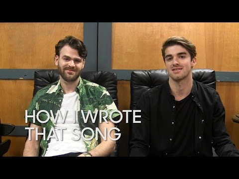 How I Wrote That Song Chainsmokers Don T Let Me