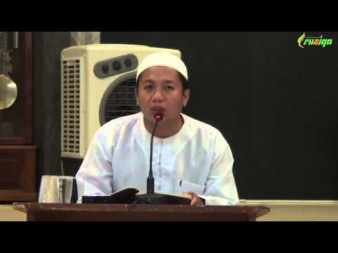 Ust. Ahmad Rifa'i - Syarah Urjuzah Al Mi'iyah Bait 20-24