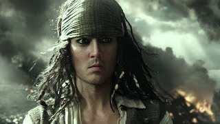 Young Jack Sparrow Pirates Of The Caribbean Dead Men Tell No Tales 2017 Walt Disney Pictures