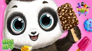 Panda Lu Baby Bear City (TutoTOONS) - Full Unlock Video Gameplay - Best App For Kids