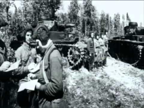 Видео как нарисовать блокаду Ленинграда