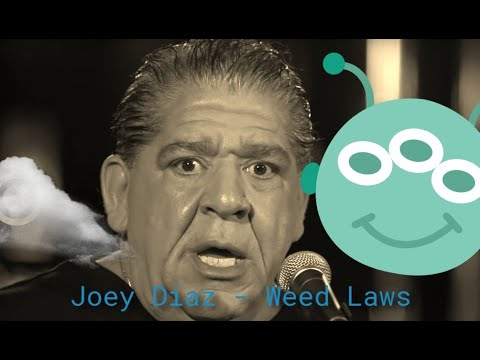 "Joey Diaz - Weed Laws - ""Obama Ain't Doing Shit!"""