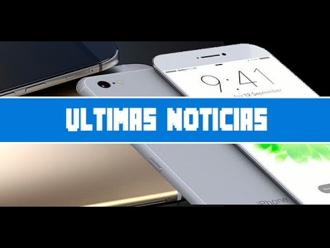 iPhone 7, Mejores m�viles 2015, Pol�mica Vodafone, Jiayu S3, Relojes Android