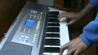 lalla lalla lori doodh ki on piano by mmv Film Mukti