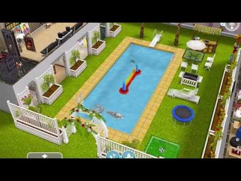 Pool Cleaner- Sims FreePlay