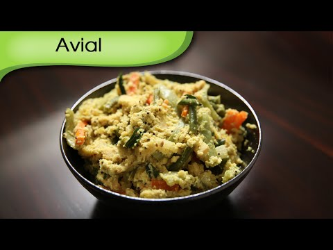 Avial   Popular South Indian Mixed Vegetables Recipe By Ruchi Bharani