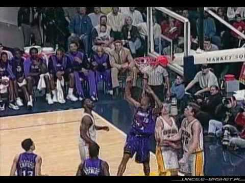 Vince Carter Bio Video