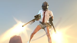 PUBG Animation - Hacker vs Hacker [SFM]