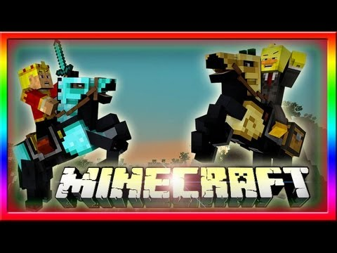 MineCraft Horses Song Music Video