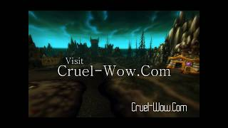 Cruel-WoW Instant 80 PvP Private Server Patch 3.3.3