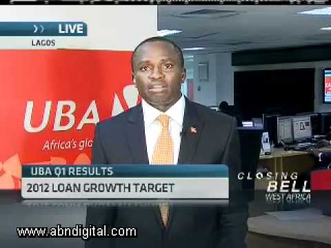 Nigeria's United Bank for Africa Annual Results with Ugochukwu Nwaghodoh