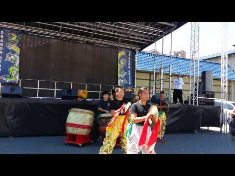 Dragon Fest Mak Fai Kung Fu of Seattle 2013