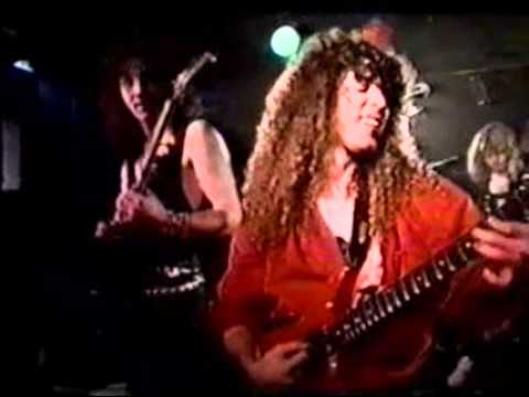 Cacophony - Live at Japan (1989)