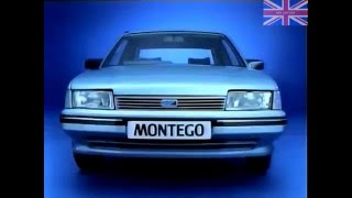 Austin - Montego - Showroom Video (Fleet) (1984)