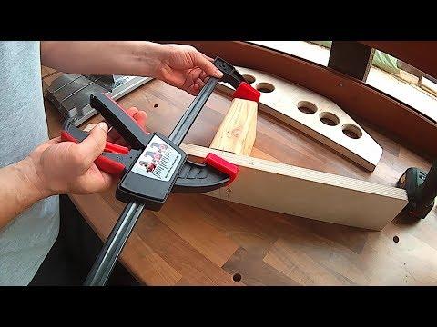 schiebeschlitten f r eine beliebige tischkreiss ge selber bauen diy how to. Black Bedroom Furniture Sets. Home Design Ideas