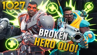 The MOST *BROKEN* HEROES IN OW 2020!! | Overwatch Daily Moments Ep.1027 (Funny and Random Moments)