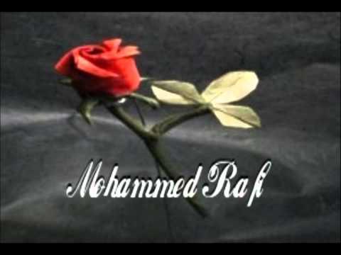 Mohammed Rafi Tumse door rehke