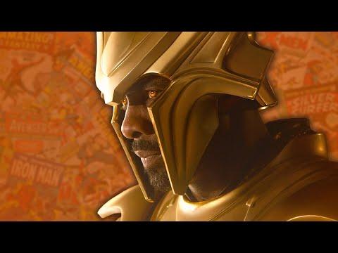 В чём секрет способностей Хеймдалля? Теория киновселенной Marvel