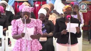 CAC (End-Time Apostolic Ministries )-Choir Song -What shall it profit a man to gain ...