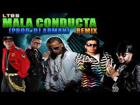 Alexis y Fido - Mala Conducta (Remix) (HD)