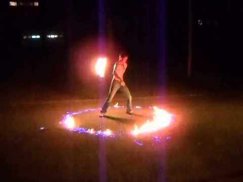 Fire Comet
