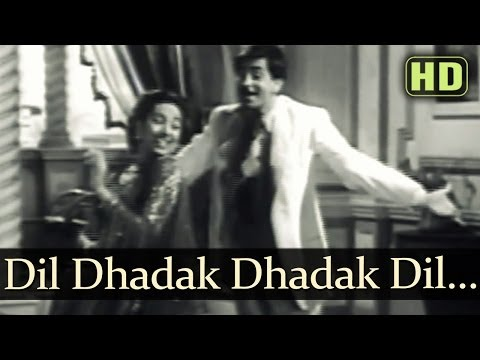 Dil Dhadak Dhadak Dil (HD) - Dastan 1950 Songs - Raj Kapoor -...