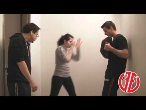 Krav Maga: Close Range Weapons: How To Fight, Real Self Defense Techniques Image 1