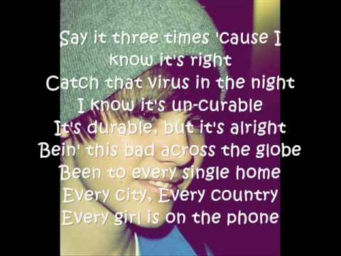 Justin Bieber - Dr.Bieber [HQ] (Lyrics on screen)