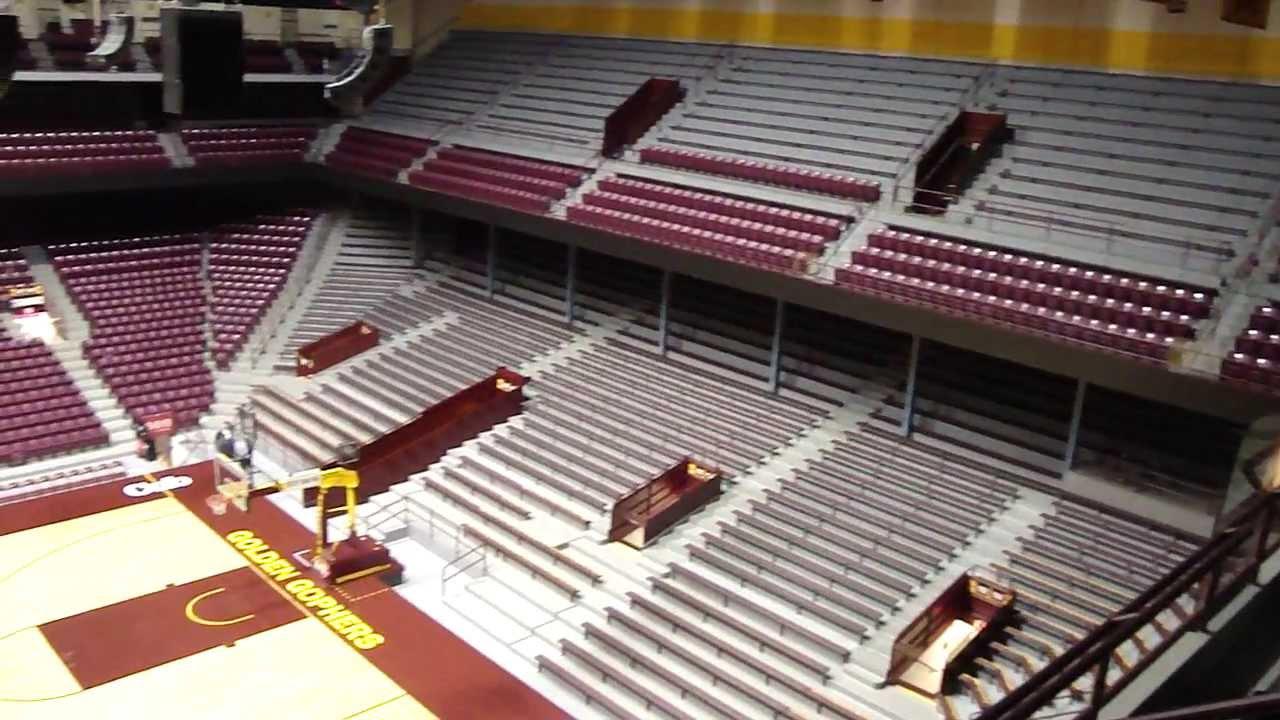 Minnesota Basketball Arena Minnesota Basketball Arena
