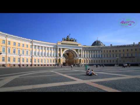 Aventura Travel. Day Tours and Shore Excursions in Russia