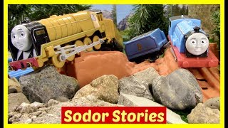 Thomas and Friends Accidents will Happen Toy Trains Thomas the Tank Engine Episodes Compilation