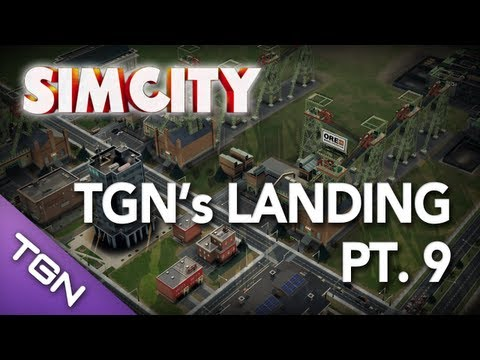  SimCity - TGN's Landing Pt. 9