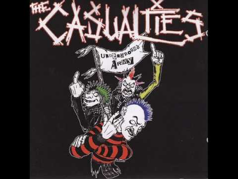 Casualties - Here Today...
