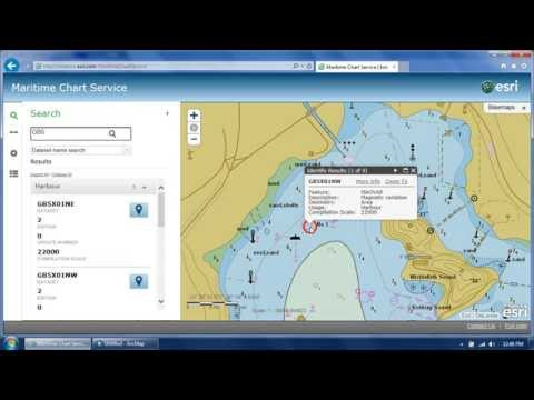 ArcGIS For Maritime: Charting 和 10.3.1 新功能介紹