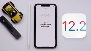 iOS 12.2 Released! 50+ New Features & Changes!
