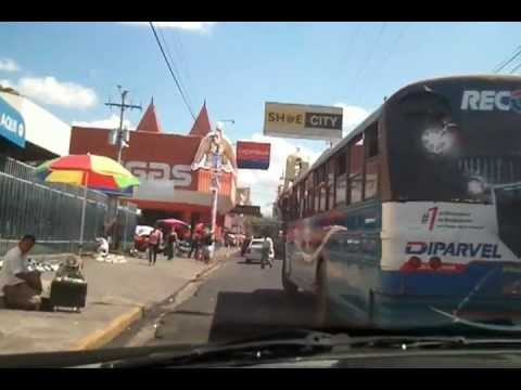SAN MIGUEL EL SALVADOR VIDEO # 2
